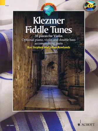 Product Cover for Klezmer Fiddle Tunes