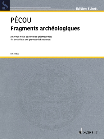 Product Cover for Fragments Archeologiques