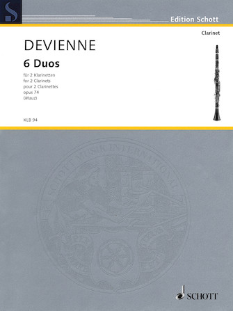 Product Cover for 6 Duos, Op. 74