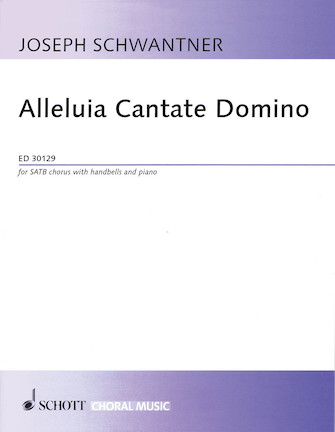 Product Cover for Alleluia Cantate Domino