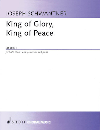 Product Cover for King of Glory, King of Peace