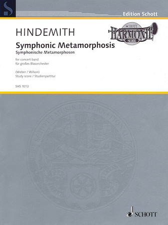Product Cover for Symphonic Metamorphosis on Themes by Carl Maria von Weber