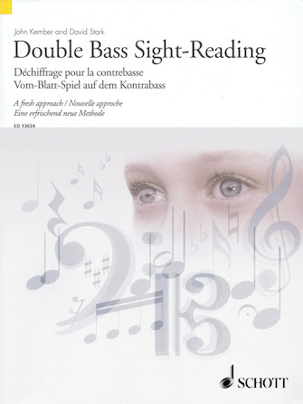 Product Cover for Double Bass Sight-Reading – A Fresh Approach
