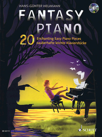Product Cover for Fantasy Piano