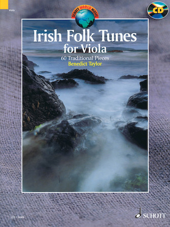 Product Cover for Irish Folk Tunes for Viola