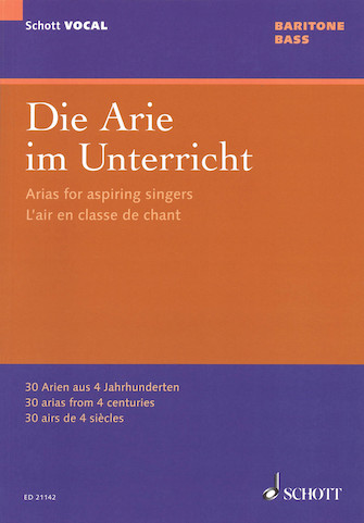 Product Cover for Arias for Aspiring Singers
