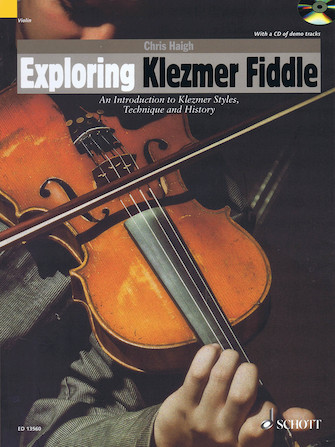 Product Cover for Exploring Klezmer Fiddle