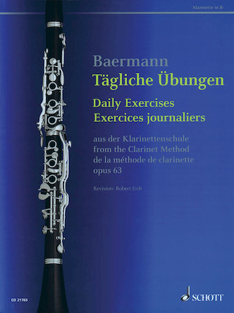 Product Cover for Daily Exercises, Op. 63