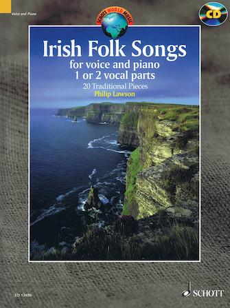 Irish Folk Songs - for Voice and Piano | Hal Leonard Online