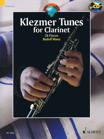 Product Cover for Klezmer Tunes for Clarinet