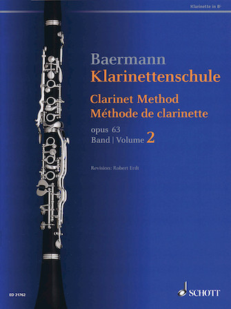 Product Cover for Clarinet Method, Op. 63