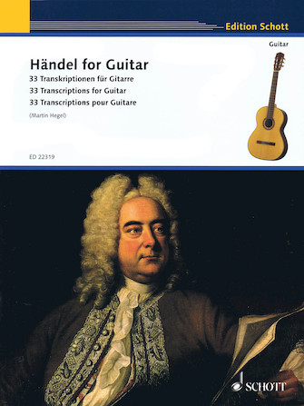 Product Cover for Handel for Guitar