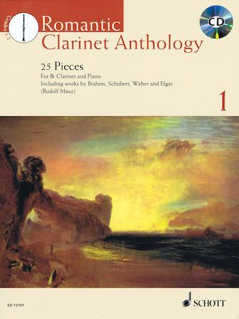 Romantic Clarinet Anthology – Volume 1