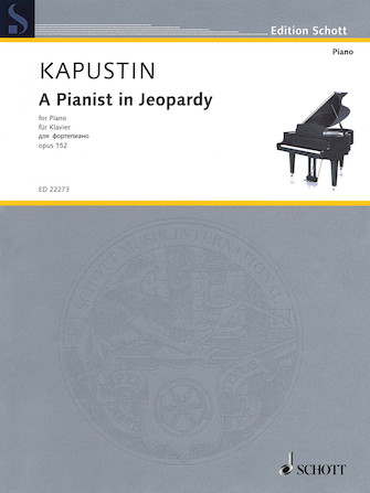 Product Cover for A Pianist in Jeopardy, Op. 152