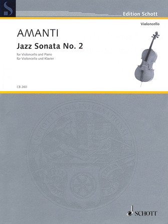 Product Cover for Jazz Sonata No. 2