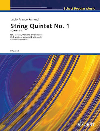 Product Cover for String Quintet No. 1 Genesis