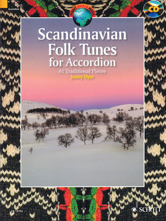 Product Cover for Scandinavian Folk Tunes for Accordion