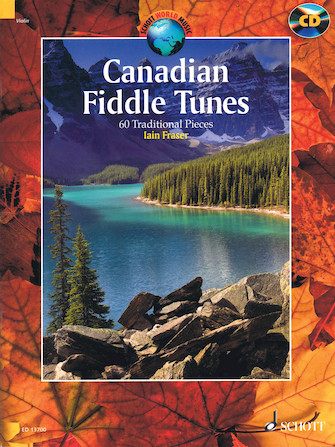 Product Cover for Canadian Fiddle Tunes