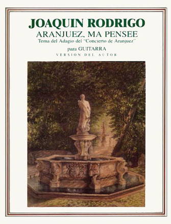 Product Cover for Aranjuez, Ma Pensee
