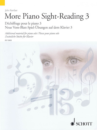 Product Cover for More Piano Sight-Reading – Volume 3