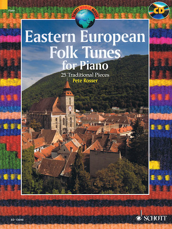 Product Cover for Eastern European Folk Tunes for Piano