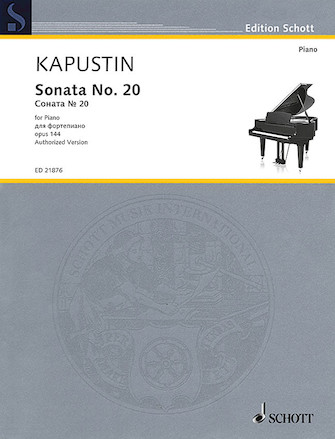 Product Cover for Sonata No. 20, Op. 144