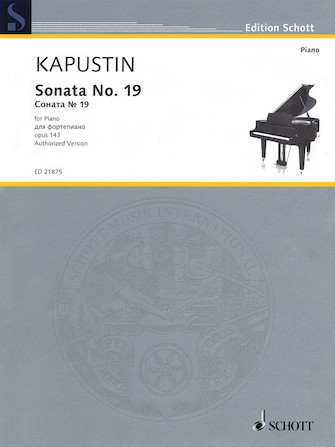 Product Cover for Sonata No. 19, Op. 143