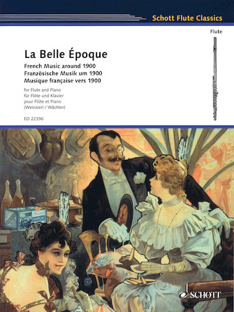 Product Cover for La Belle Époque: French Music Around 1900