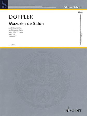 Product Cover for Mazurka de Salon