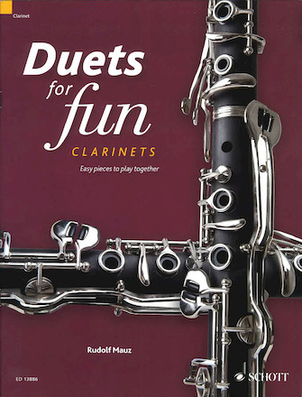 Product Cover for Duets for Fun: Clarinets