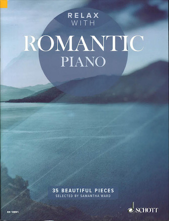 Product Cover for Relax with Romantic Piano