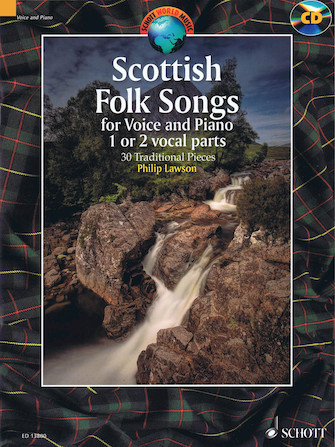Product Cover for Scottish Folk Songs