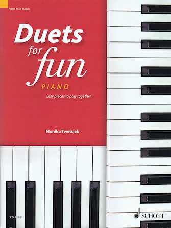 Product Cover for Duets for Fun: Piano