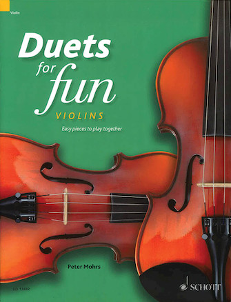 Product Cover for Duets for Fun: Violins