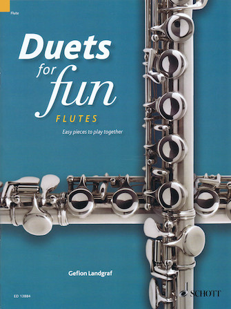 Product Cover for Duets for Fun: Flutes
