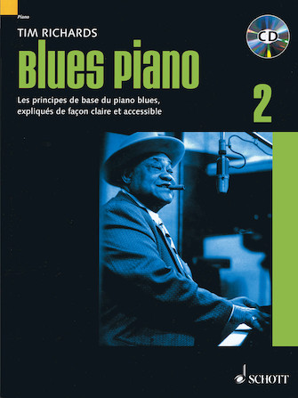 Product Cover for Blues Piano Book 2