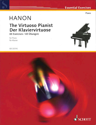 Product Cover for The Virtuoso Pianist: 60 Exercises