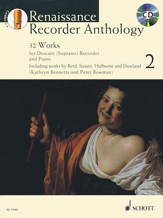 Product Cover for Renaissance Recorder Anthology – Volume 2
