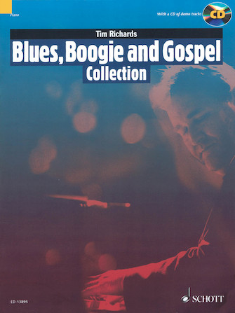 Product Cover for Blues, Boogie and Gospel Collection