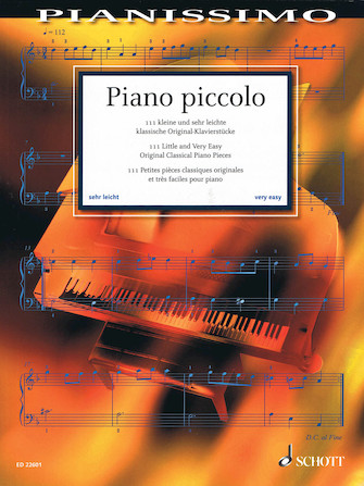 Product Cover for Piano Piccolo