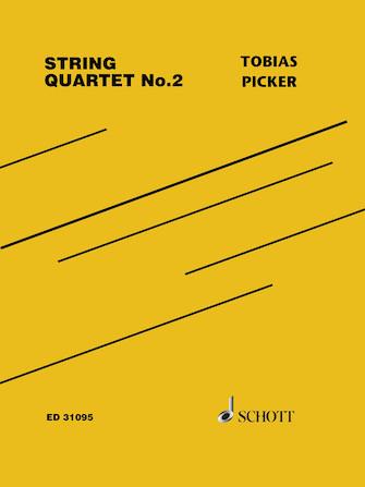 Product Cover for String Quartet No. 2