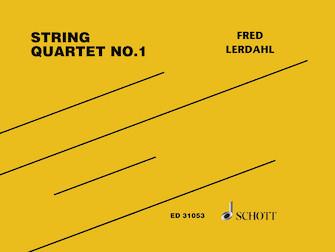 Product Cover for String Quartet No. 1