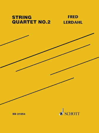 Product Cover for String Quartet No. 2