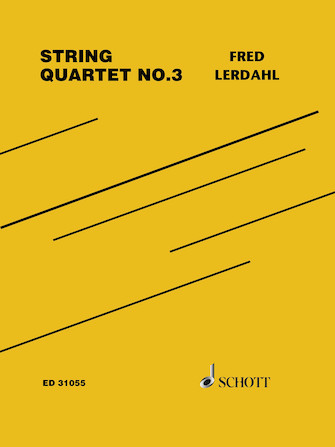 Product Cover for String Quartet No. 3