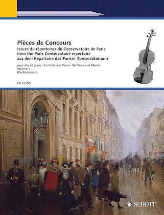 Product Cover for Pièces de Concours – Volume 1