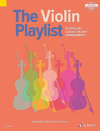 Product Cover for The Violin Playlist