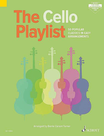 Product Cover for The Cello Playlist