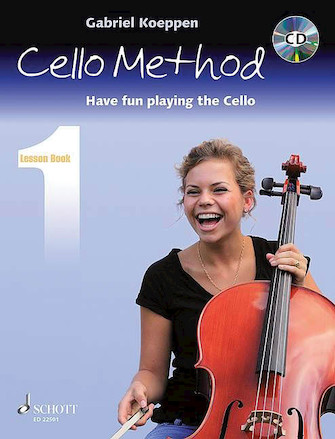 Product Cover for Cello Method – Lesson Book 1
