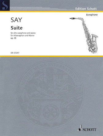 Product Cover for Suite, Op. 55