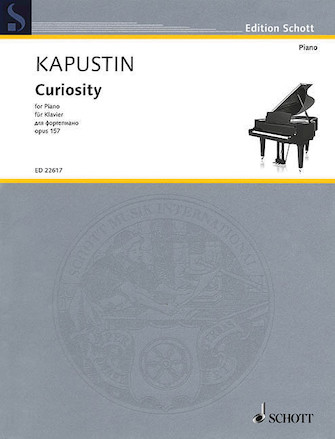 Product Cover for Curiosity, Op. 157